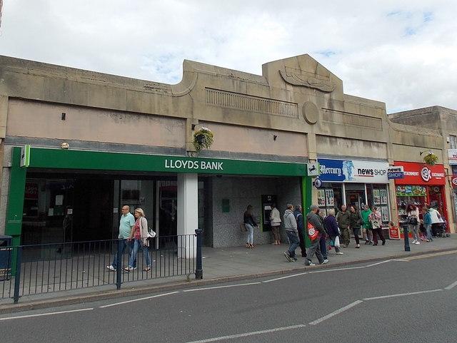 Lloyds Bank Melton Mowbray