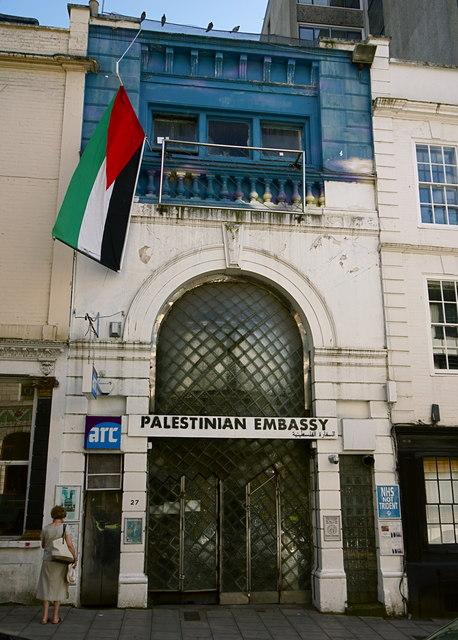 Palestine in Bristol