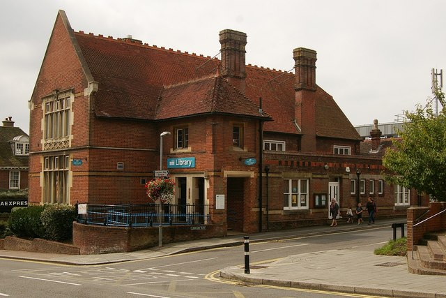 Public library, Uckfield