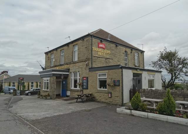 """""""The Travellers Rest"""" at High Moor"""
