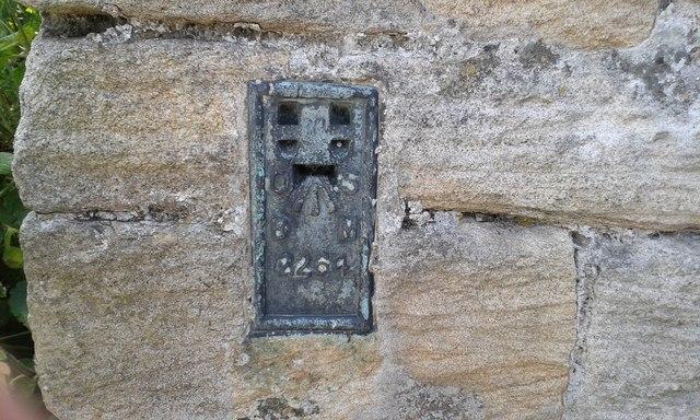 Ordnance Survey Flush Bracket 2264