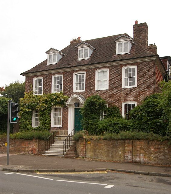 Hooke Hall, Uckfield