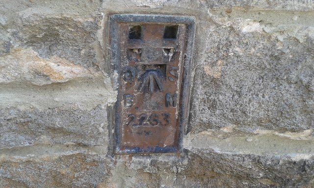 Ordnance Survey Flush Bracket 2263
