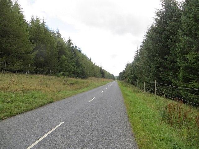 A826, Glen Cochill