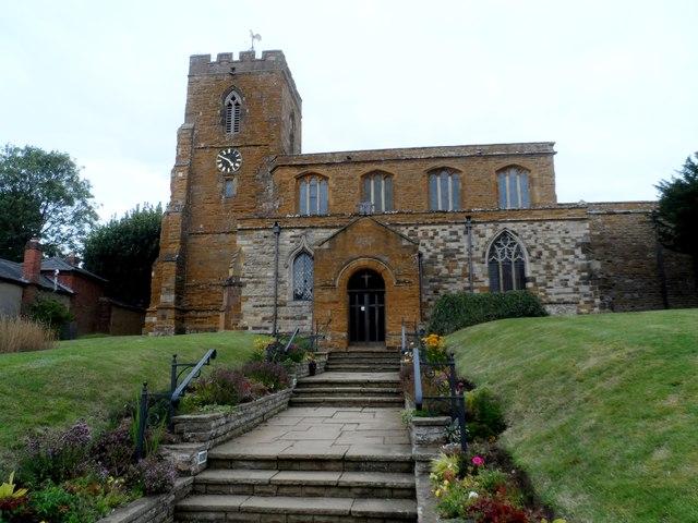 All Saints' Church, West Haddon