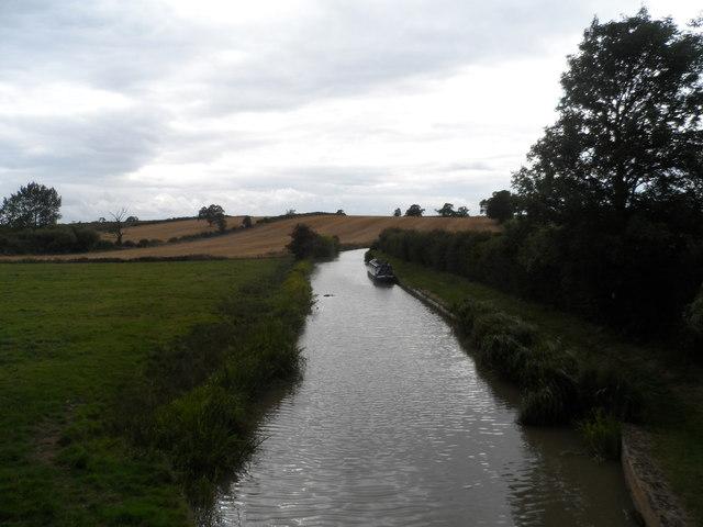 Grand Union Canal near Flint Hill Farm