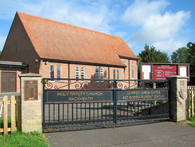 Holy Trinity Church in Rackheath