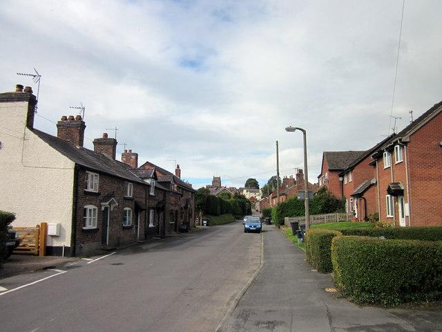 Well Street, Malpas