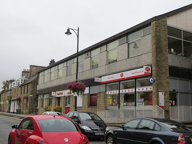 Cupar Post Office