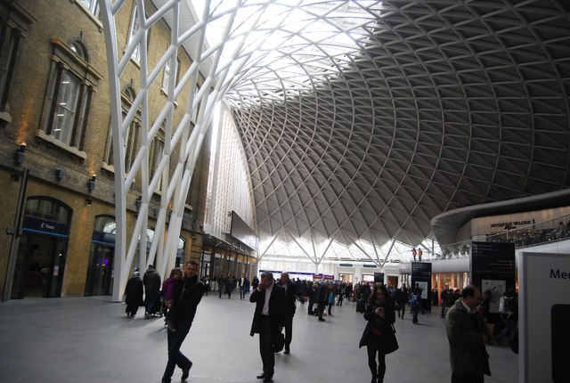 Western Concourse, King's Cross Station