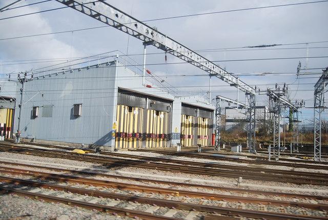 Hornsey Railway Depot