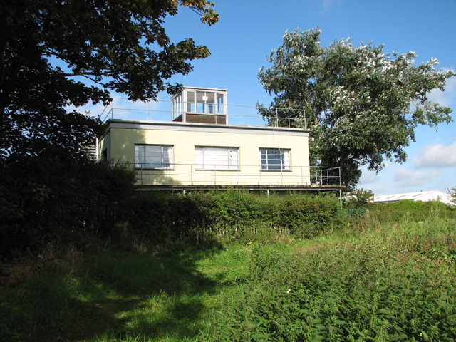 The former Watch office at RAF Rackheath