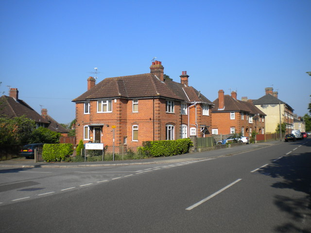 Housing on Anglesea Road, Ipswich
