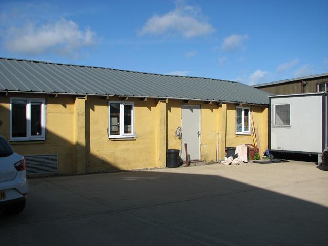Old RAF building