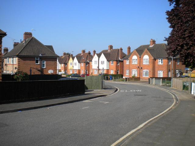 Geneva Road, Ipswich