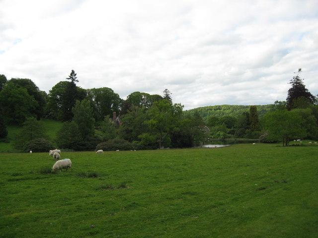 Silence of the lambs-Brampton Bryan, Herefordshire