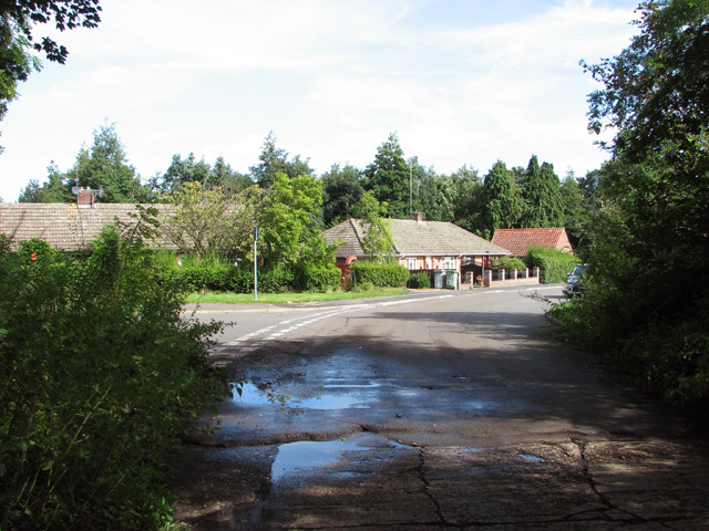 Bungalows in Newman Lane