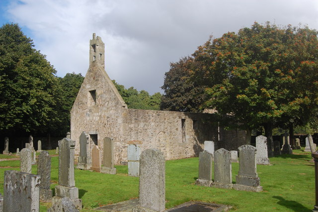Ruin of St Fergus' Church, Dyce