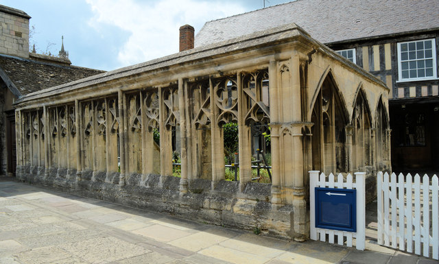 The Little Cloister, Gloucester Cathedral
