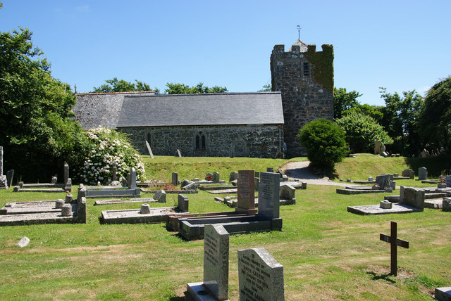 St Ruan Church, Ruan Minor