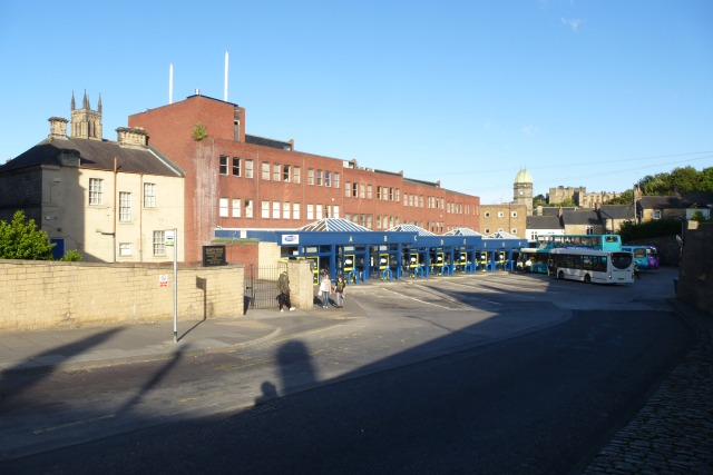 Durham Bus Station