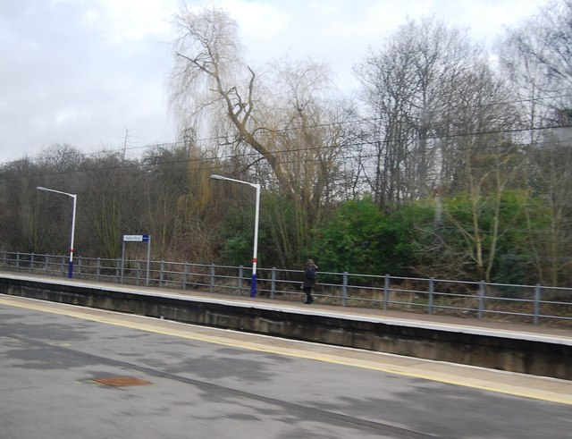 Hadley Wood Station