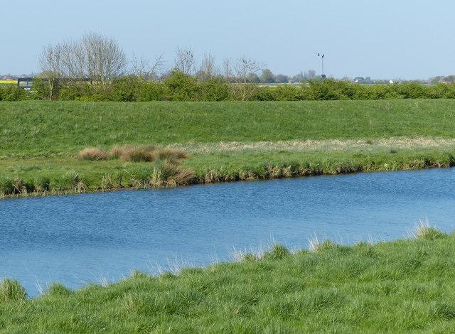 River Glen near Guthram Gowt