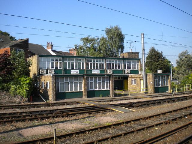 Freightliner offices, Ipswich