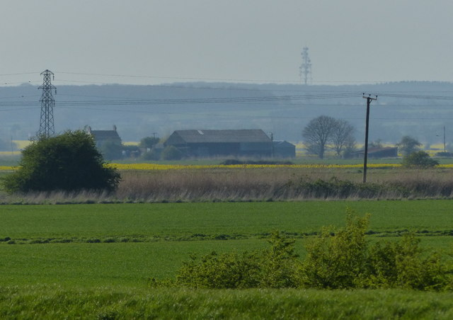 View northeast across Morton Fen