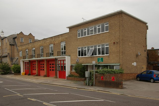 Epsom Fire Station