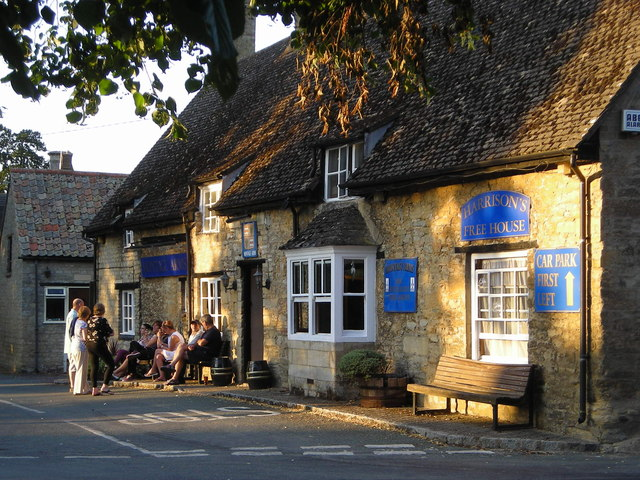 The Montagu Arms pub