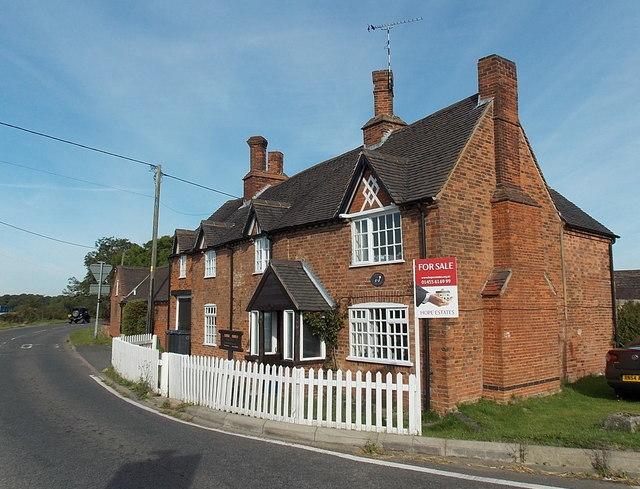 The Old Farmhouse, Bull in the Oak