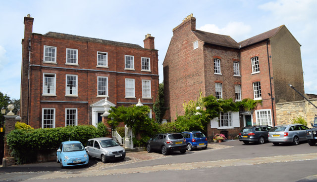 The Deanery and Old Mill House, Miller's Green