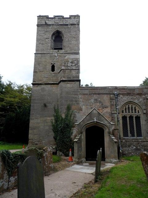 St Thomas' church, Catthorpe