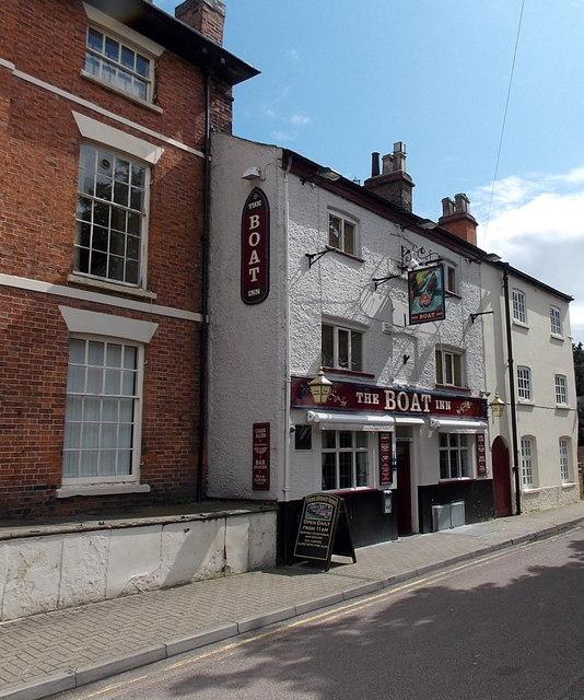 The Boat Inn, Melton Mowbray