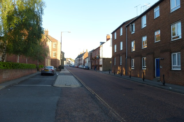 Hallgarth Street