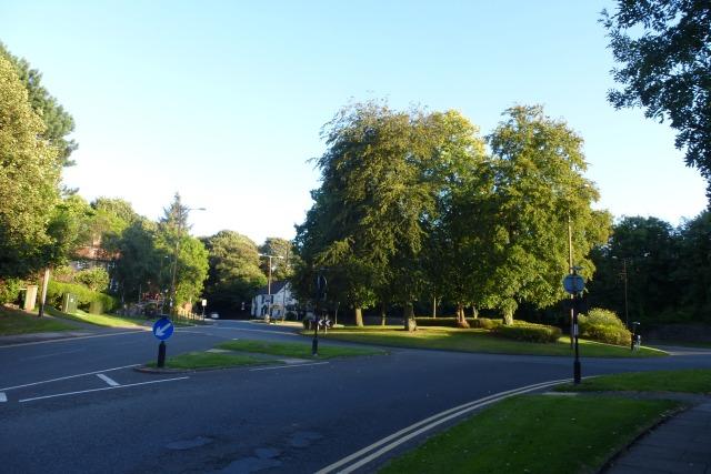 Stockton Road Roundabout