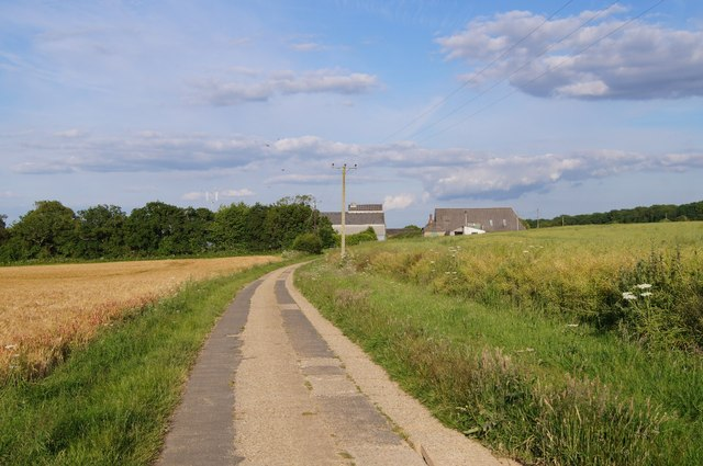 Approach to Breach Farm