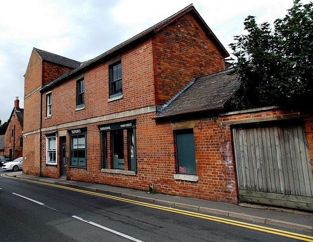 Sorsky hairdressers, Melton Mowbray