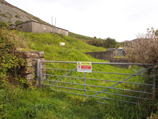 Covered Reservoir, Garnfadryn