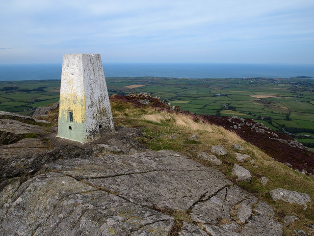 Trig Point, Carn Fadryn