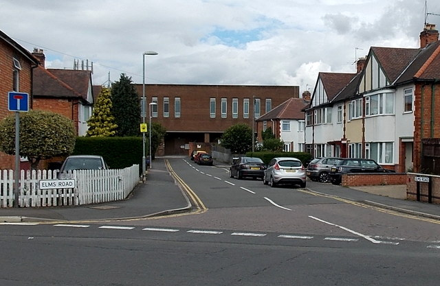 Elms Road, Melton Mowbray