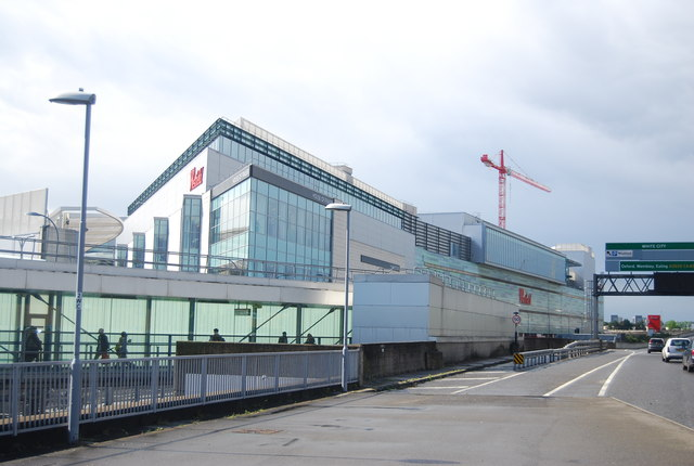 Westfield Shopping Centre, Shepherd's Bush