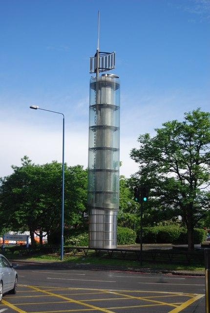 Thames Water Tower, Shepherd's Bush
