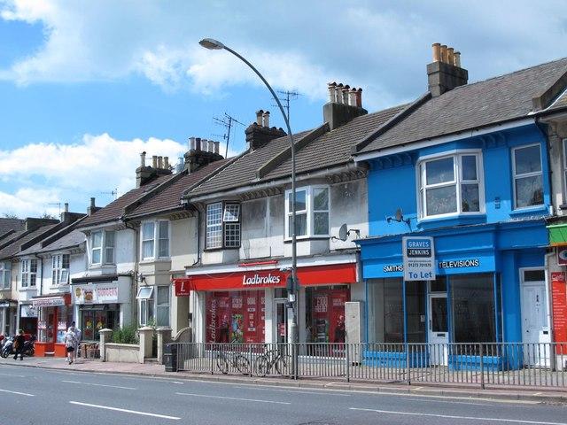 Lewes Road, BN2