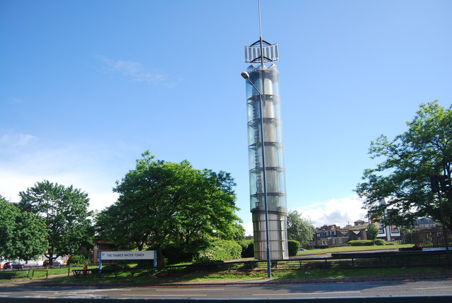 Thames Water Tower