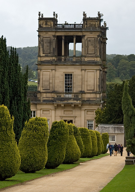 North Tower, Chatsworth House