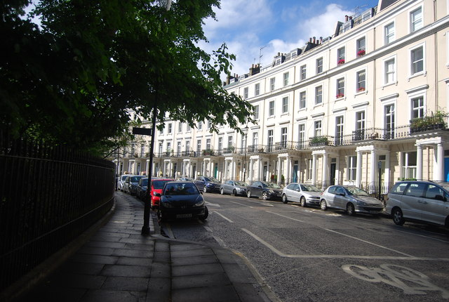 Royal Crescent, Holland Park