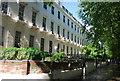 TQ2480 : Holland Park Avenue by N Chadwick