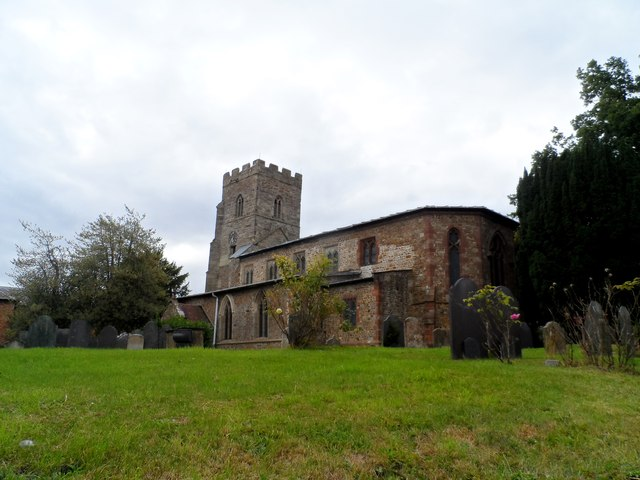 All Saints' church, Swinford